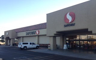 Safeway Store Front Photo at 10926 W Bell Rd in Sun City AZ