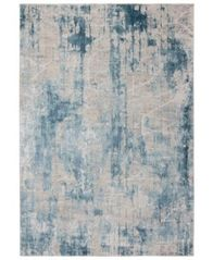 "Image of KM Home Alloy 2' 6"" x 8' Runner Area Rug"