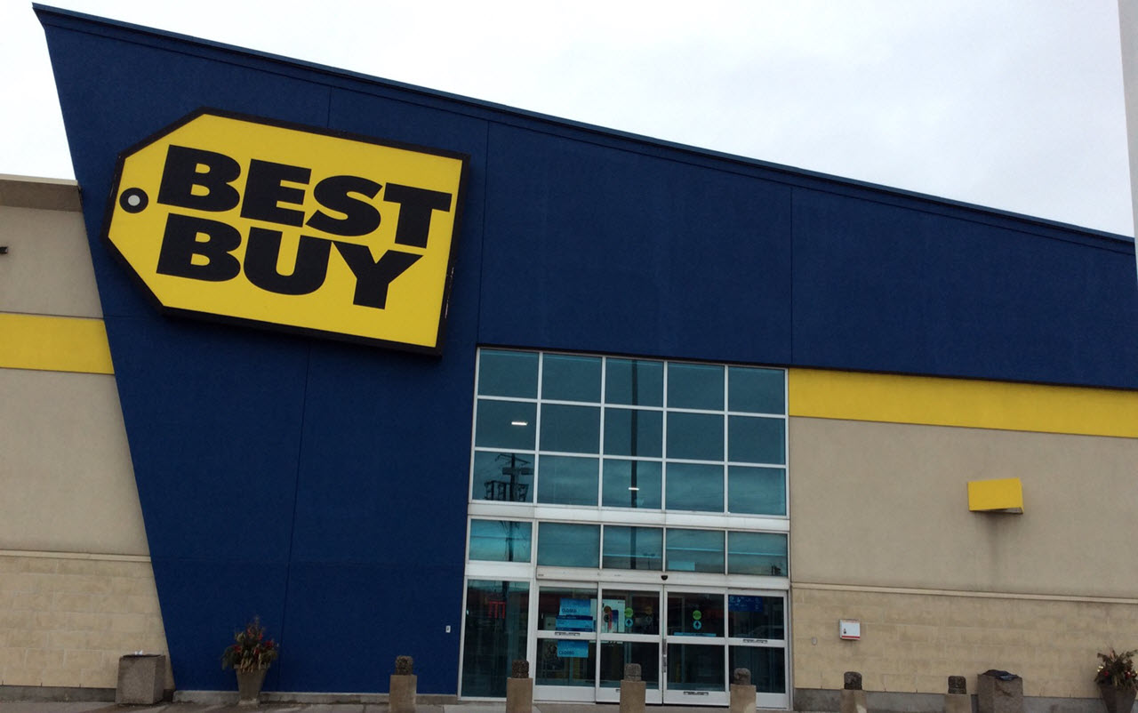 Best Buy Thickson Rd & Victoria Street