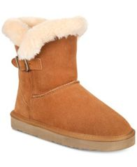 Image of Style & Co Tiny 2 Cold Weather Booties, Created for Macy's