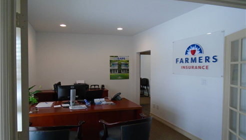 One of our offices at the agency at 202 S. Coleman St. #200 Prosper, TX 75078.