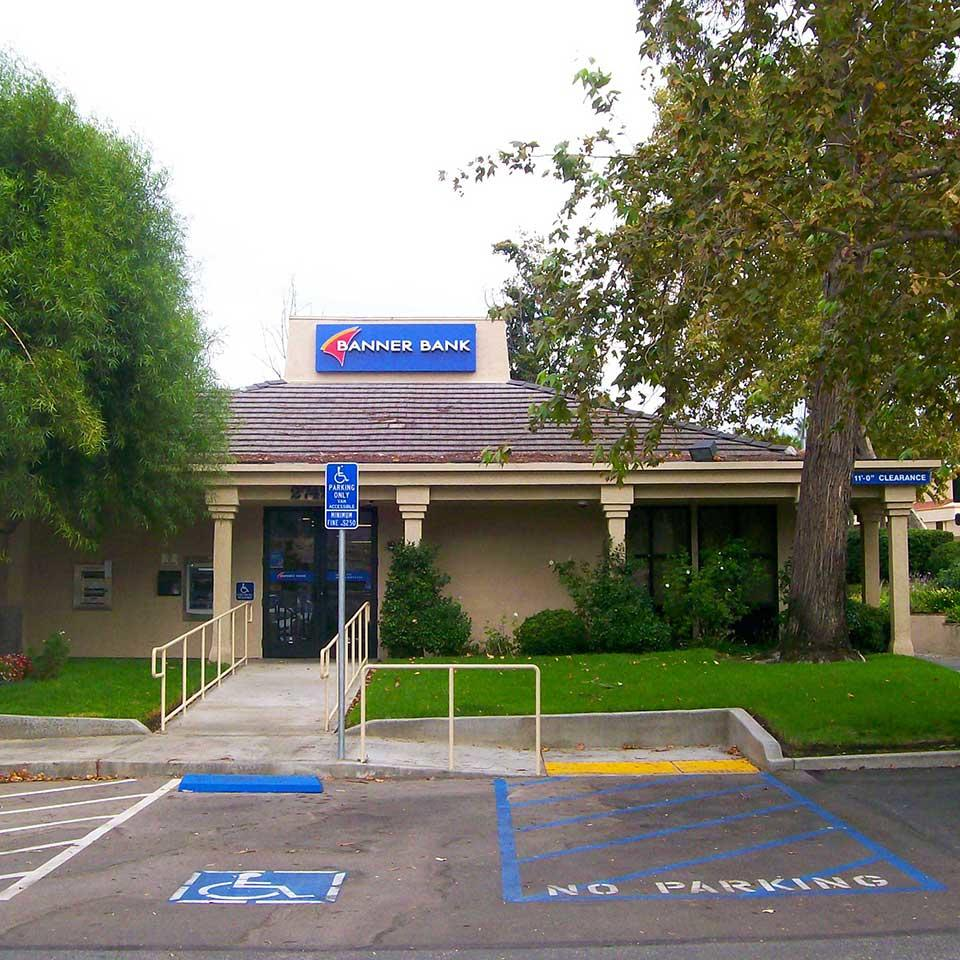 Banner Bank branch in Temecula, California
