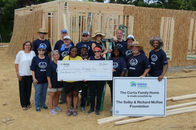 Habitat for Humanity grant