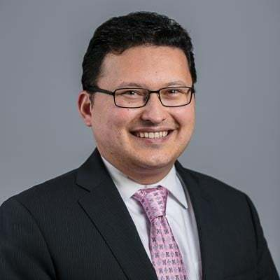 Photo of Reza Niazi-Sai - Morgan Stanley