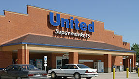 United Supermarkets W 9th St Store Photo