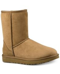 Image of UGG® Classic II Genuine Shearling Lined Short Boots