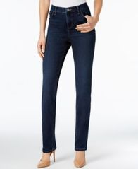Image of Lee Platinum Gwen Straight-Leg Jeans, Created for Macy's
