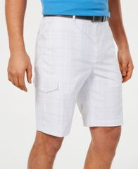 Image of Attack Life by Greg Norman Men's Fairway Cargo Shorts