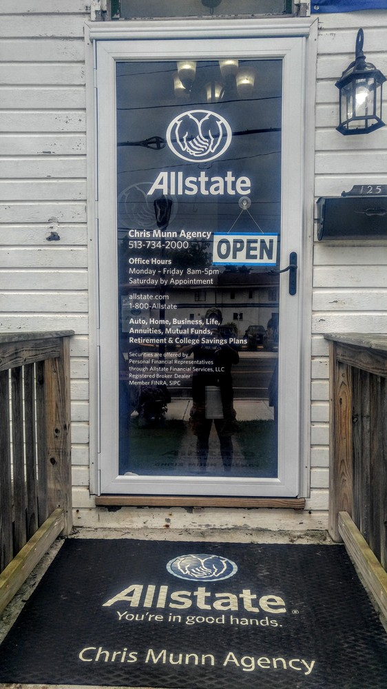 Allstate Quotes Extraordinary Life Home & Car Insurance Quotes In Bethel Oh  Allstate