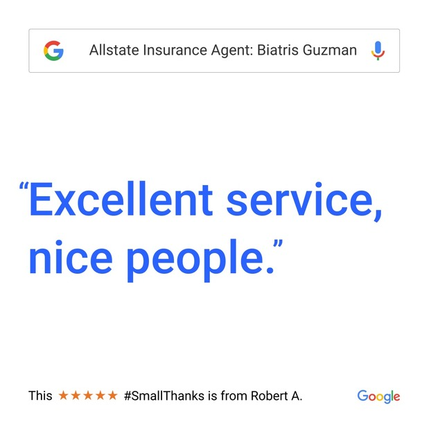 Biatris Guzman - Small Thanks with Google