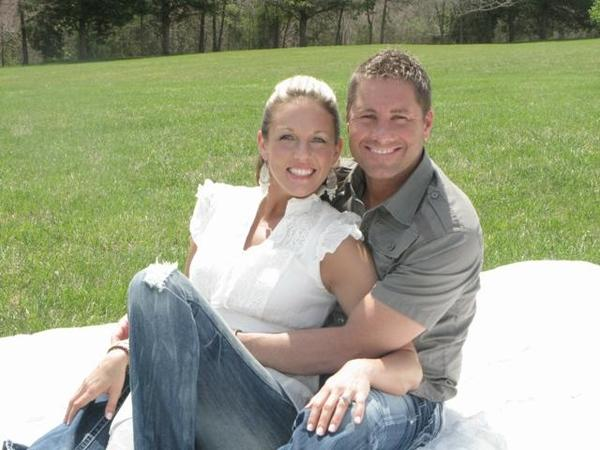 Owners of the Bowman Insurance Agency, Dustin & Jess Bowman.