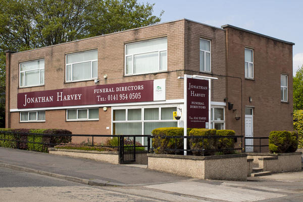 Jonathan Harvey Funeral Directors in 244 Anniesland Road, Glasgow