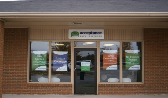 Acceptance Insurance - N Expressway