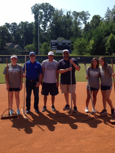 John Wells - Allstate Foundation Grant for the River Ridge Softball Booster Club