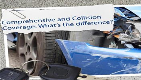 Call us at 540-656-2737 for questions about Comprehensive and Collision Coverage