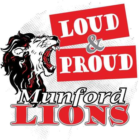 Proud to support Munford High School Lions