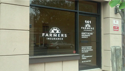 outside of Farmers agency