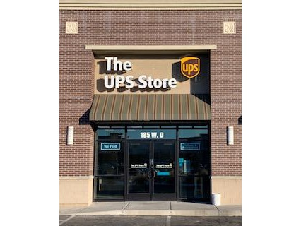 Facade of The UPS Store Ogden