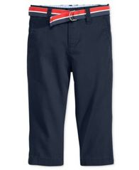 Image of Tommy Hilfiger Baby Boys Chester Khaki Pants