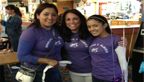 My Team at our March of Dimes event