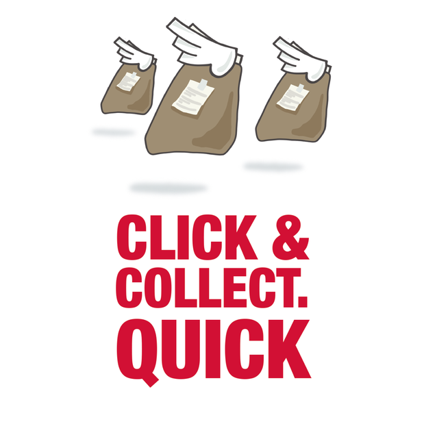 Click & Collect. Quick. Five Guys Burgers and Fries. Takeaway and pickup options at Five Guys