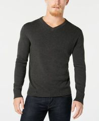 Image of Calvin Klein Men's Ribbed Sweater