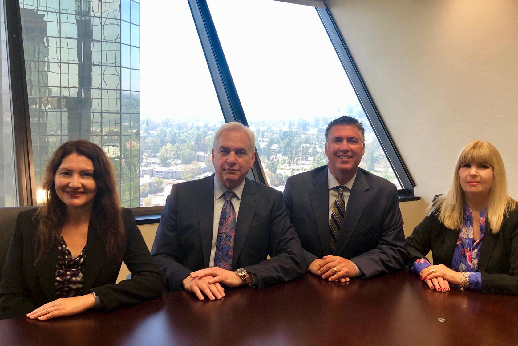 The AM and B Group | Woodland Hills, CA | Morgan Stanley
