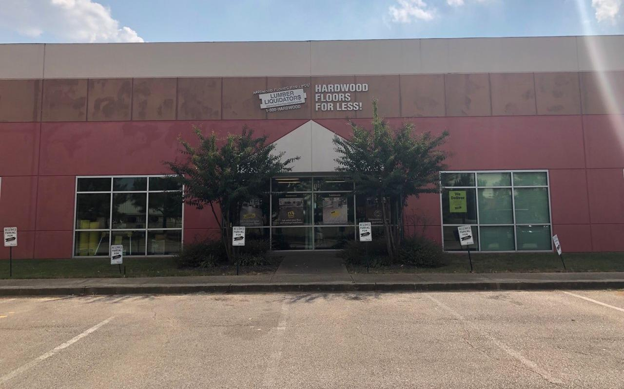 Lumber Liquidators Flooring #1212 Horn Lake | 6550 Interstate Boulevard | Store Front