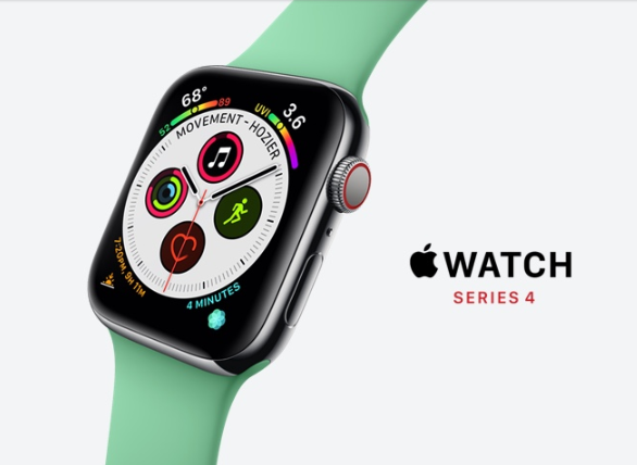 Imagen de Apple Watch Series 4