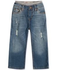 Image of Levi's® Pull-On Jeans, Baby Boys