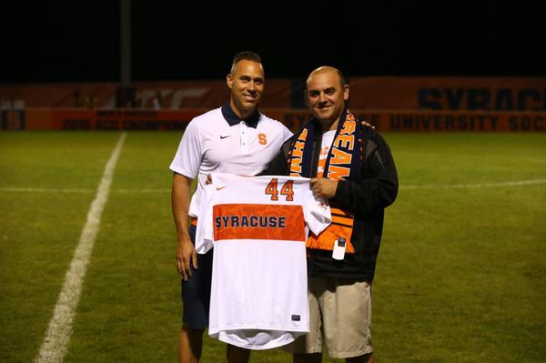 Anthony Falso - Proud Donor of SU Men's Soccer