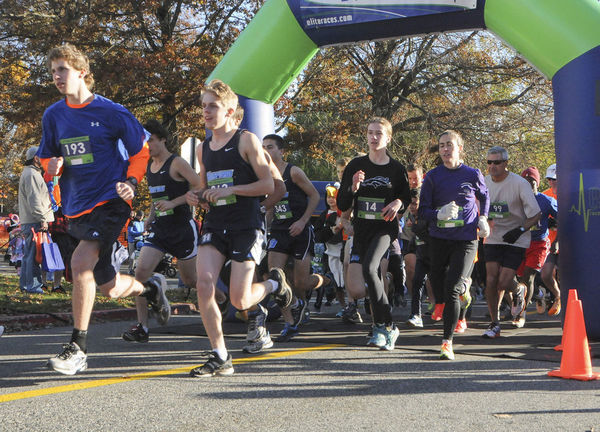 Kent Schwab - Eighth Annual Hurd Race takes place Halloween Weekend