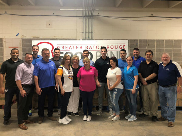 Gregory Bravata - Greater Baton Rouge Food Bank Receives Allstate Foundation Helping Hands Grant