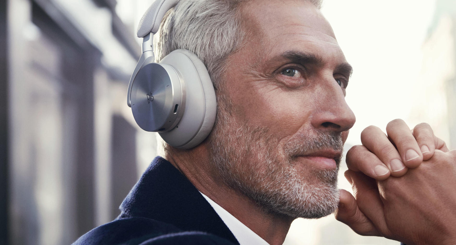 Beoplay H95 Adaptive ANC headphones