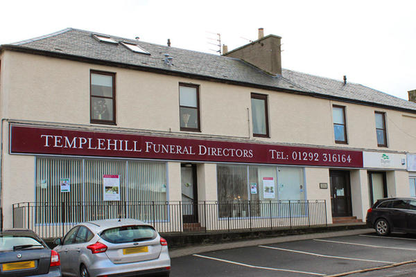 Templehill Funeral Directors in Troon