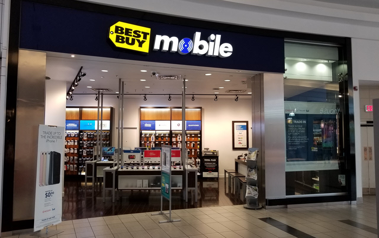 Best Buy Conestoga Mall
