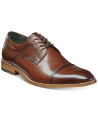 Image of Stacy Adams Men's Dickinson Cap Toe Oxfords