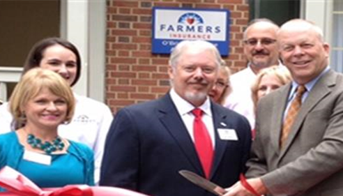 2014 Ribbon Cutting Ceremony