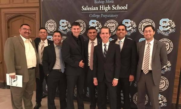 Salesian High School Los Angeles Fund Raiser