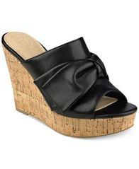Image of GUESS Women's Hotlove Platform Wedges