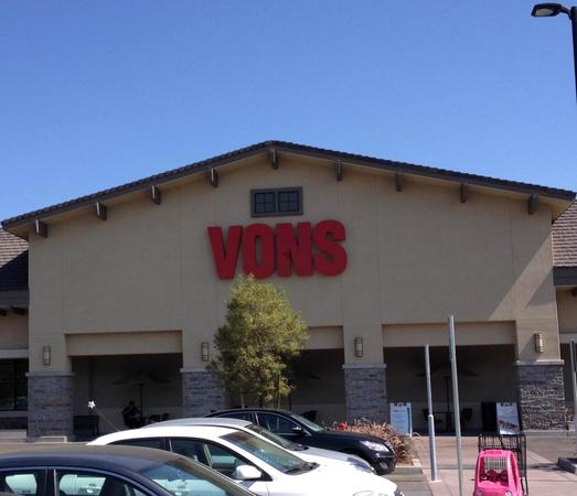 Vons W Soledad Canyon Rd Store Photo