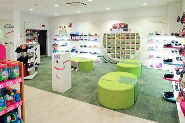 Mothercare Bromborough Clarks