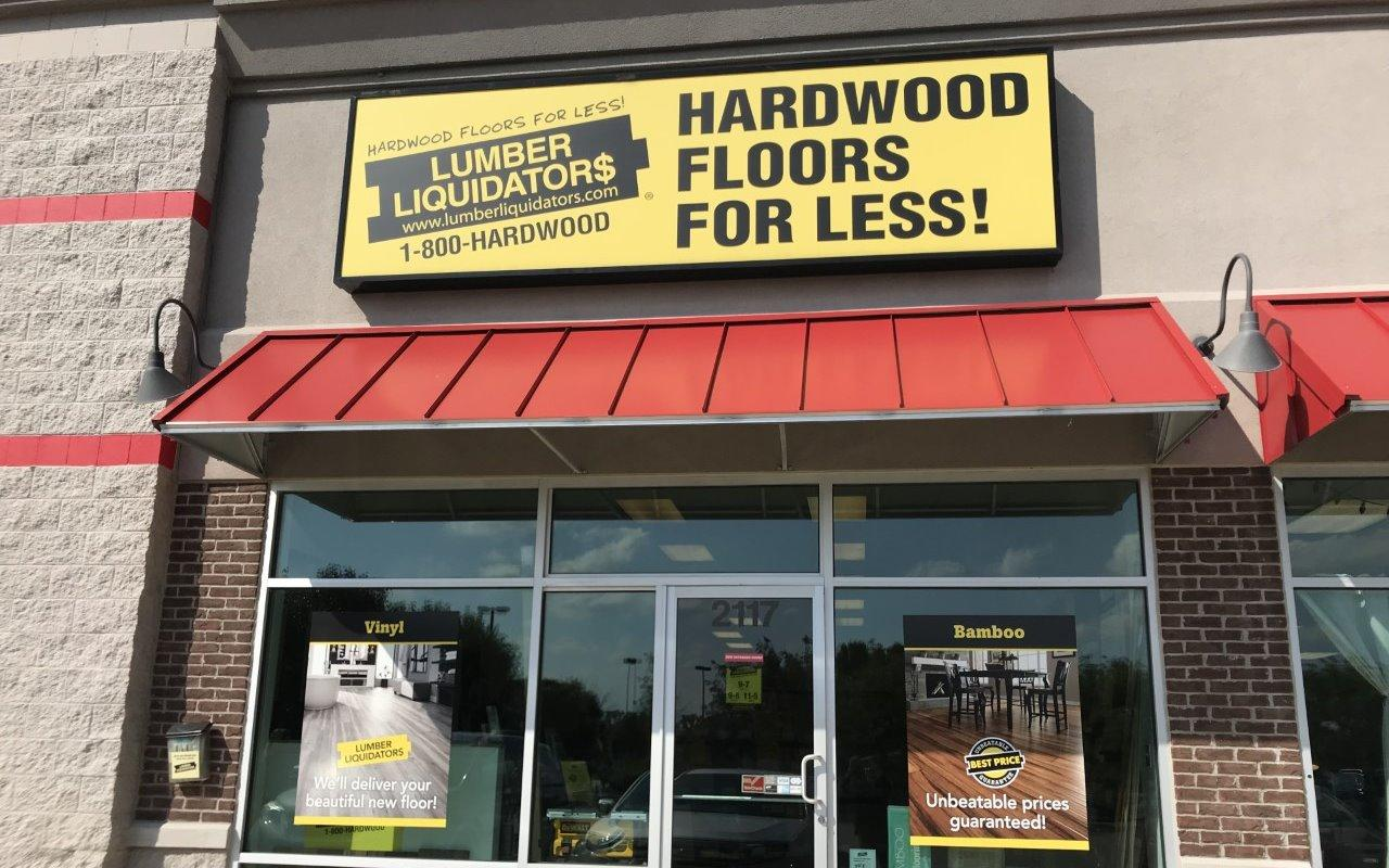 LL Flooring #1244 Greenwood | 2117 Independence Drive | Storefront