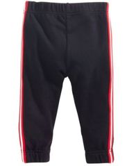 Image of First Impressions Pull-On Fleece Jogger Pants, Baby Boys (0-24 months), Created for Macy's