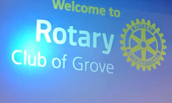 Grove Rotary giving away $85,000 to 41 area schools, community and charity organizations!