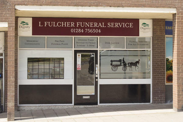 L Fulcher Funeral Directors in St. Olaves, Bury St. Edmunds
