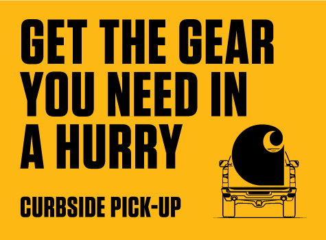 Image of OPEN FOR CURBSIDE PICK-UP
