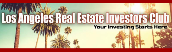 Sponsor of Los Angeles Real Estate Investment Club