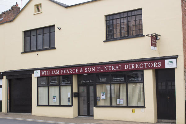 William Pearce & Son Funeral Directors in Ilfracombe