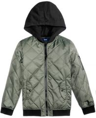 Image of Univibe Quilted Bomber Jacket, Big Boys